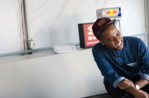 Lunice Laughing