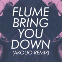Flume Bring You Down Akouo Remix