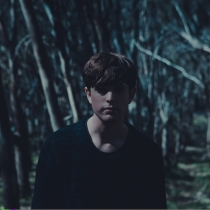 James Blake Hangin in the dark