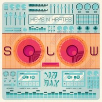 Keys N Krates Slowo EP Cover Art